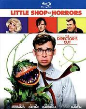 Little Shop of Horrors: The Director's Cut + Theatrical (BD) [Blu-ray] DVD, John