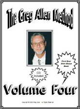 Learning To Play slow banjo - the Greg Allen Method Volume 4