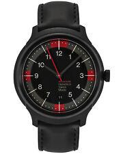 Mondaine helvetica No1 de cuarzo Reloj para hombres MH1.B1222.LB