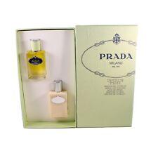 Prada Milano Infusion D'Iris 2Pces Gift Set for Women 1.7/1.6 oz Edp New In Box