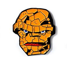 The Thing Fantastic Four Classic Comic Art Collectible Pendant Lapel Hat Pin
