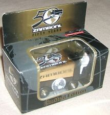 50 YEAR ZAMBONI CAR*RARE 1999 DIECAST TOY IN BOX*NHL AHL IHL HOCKEY*ICE SKATING!