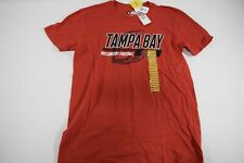 Tampa Bay Buccaneers Red T-Shirt - Size M, L, XL - NWT——NFL TEAM APPAREL