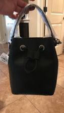 NWT American Eagle Outfitters Black Bucket Bag Purse