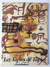 ANTONI TAPIES. Exhibition catalogue, Musee Cantini, Marseille,  1988