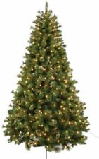 7.5 ft. Bavarian Mixed Pine with 650 Ul Lights 15928