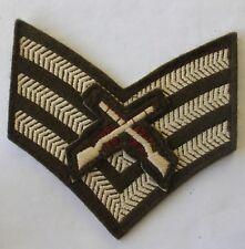 Gunnery Instructor Sergeant's Chevrons