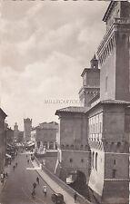FERRARA - Particolare del Castello - Edizioni A. Traldi Milano