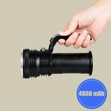 Unique Rechargeable 4000LM XML LED Police Tactical Flashlight 18650 Torch Lamp