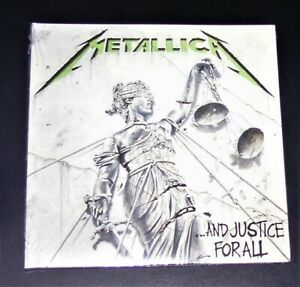 METALLICA ...AND JUSTICE FOR ALL REMASTER CD IM DIGISLEEVE SCHNELLER VERSAND NEU