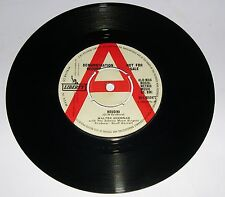 """Walter Brennan - Houdini / The Old Kelly Place 7"""" Single (Demo)."""