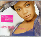 TATYANA ALI - BOY YOU KNOCK ME OUT (3 track CD single)
