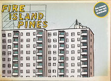 "FIRE ISLAND PINES-Rickie Lee Jones-7"" EP Vinyl Record 45rpm-FIP01-2012"
