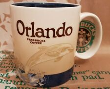 Starbucks Coffee City Mug/Tasse/Becher ORLANDO, Global Icon Serie, NEU&unbenutzt