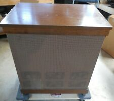 '60s Baldwin Organ Leslie Tone Cabinet Bl-1 Single Speed Leslie Speaker Tested