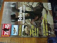 8µ? Revue Heimdal 39/45 n°188 Tiger 332 Gleize à Fort Knox Tobrouk