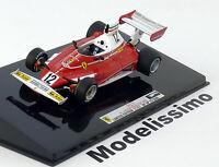 1:43 Hot Wheels Elite Ferrari 312 T World Champion Lauda 1975