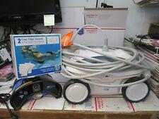 AQUABOT BREEZE XLS nel-Terreno AUTOMATICO ROBOT PISCINA PULITORE USATO