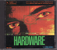 Hardware Soundtrack (CD, 1990, Varese Sarabande) Simon Boswell
