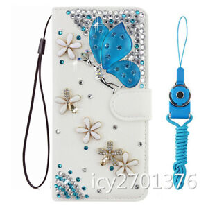 For Huawei P Smart 2021/Y7A Handmad Leather Holder Wallet Phone Case SIKN Cover