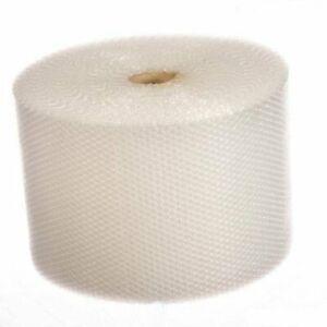 "150' x 12"" Roll 3/16"" Small  Bubble Cushioning Wrap Free Shipping"