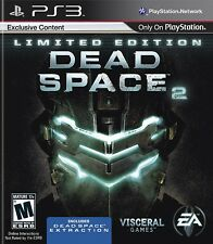 Dead Space 2 Ps3 - LN - Limited Edition + Extraction Demo - Black Label