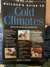 Builder's Guide to Cold Climates