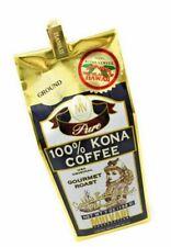 Mulvadi Pure 100 Kona Coffee Ground 7oz Medium-dark. Old Fashioned Grind