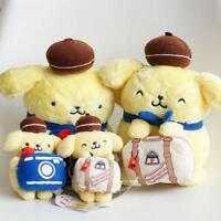 Pom Pom Purin Plush Toy Cute Soft Stuffed Animals Dolls Pendant travel doll new