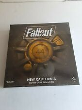 Fallout 44 New California Board Game Expansion from Bethesda