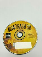Sony PlayStation 1 PS1 Disc Only Tested Road Rash 3D Ships Fast