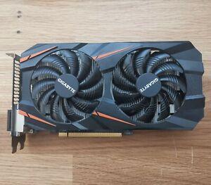 Carte Graphique GTX 1060 6G GIGABYTE NVIDIA GeForce 6Go GDDR5