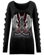 Rock Spiral Tops & Shirts for Women