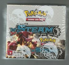 Pokemon Xy Steam Siege Booster Box Factory Sealed