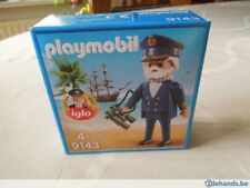 PLAYMOBIL CAPITAINE IGLO 9143 - LIMITED EDITION 2018