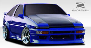 84-87 Toyota Corolla 2DR RF Design Duraflex Full Body Kit!!! 108001