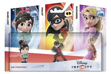 Infini filles Console 3 Figure Power Pack (PS3/Xbox 360/Nintendo Wii/3DS/Wii U)