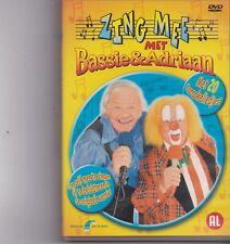 Bassie&Adriaan-Zing Mee Met music DVD