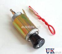 12v Classic Retro Style Cigarette Lighter & Socket For Classic Car