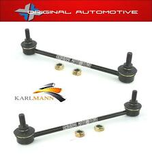 Fits Honda Civic Fk 2006-2012 avant ANTI ROLL Stabilser Link Drop BARRES STABILISATRICES