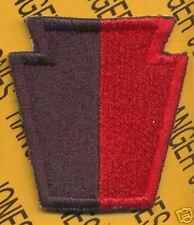 28th Pathfinder Infantry Airborne beret flash patch #1