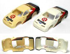 1991 TYCO Davy Allison 28 FORD TBird Slot Car BODY & VARIATION Test Shot 8906