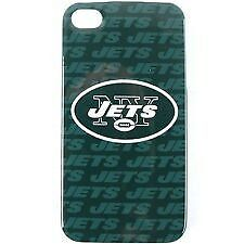 NEW YORK JETS APPLE iPHONE 5 FACEPLATE BACK PROTECTOR SNAP COVER CASE