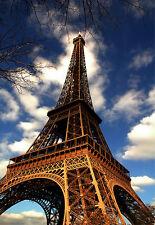 Adesivo parete gigante Torre Eiffel 180x260cm ref 151