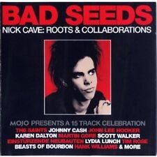 NICK CAVE CD DEPECHE MODE Saints LYDIA LUNCH Johny Cash Einsturzende Neubauten