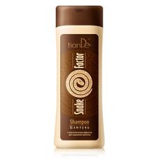 "TianDe ""Snake Factor"" Regeneration Dry Damage Shampoo No Parabens 200ml"