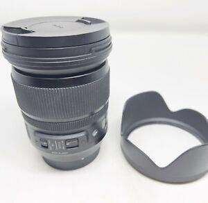 Sigma AF 24-105mm f/4 dg OS lens for Canon