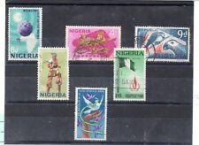 Nigeria Valores del año 1965-68 (DK-142)