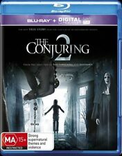 The Conjuring 2 (Blu-ray, 2016) New & Sealed