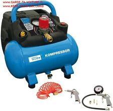GÜDE COMPRESSEUR AIRPOWER 190/08/6 - 50089 (sans huile) / oilfree compressor
